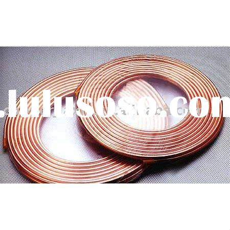 Pancake Coil Copper Pipe