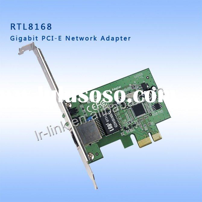 Realtek RTL8168 Server Gigabit(10/100/1000M) PCI-E Network Card