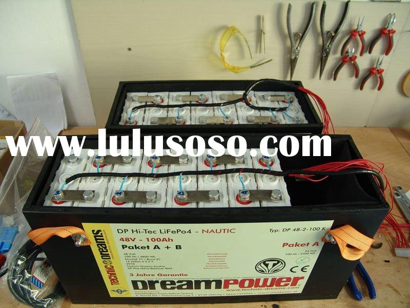 Rechargable Lithium Battery Lifepo4 48V 20AH for mobility scooter, EV
