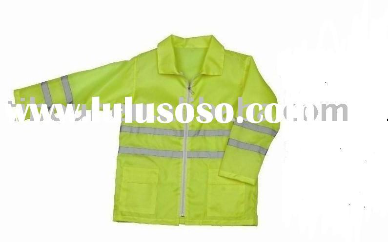 Safety Raincoat ,Safety Jacket,Reflective,8 Matching Results fluorescent clothing/safety clothing