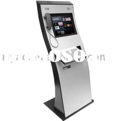 Self-service Payment Kiosk/Check In Kiosk