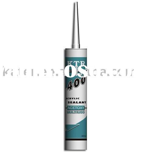Siliconized Acrylic Latex Caulk