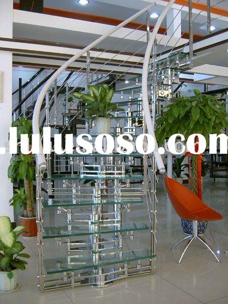 Stainless Steel Glass Stairs(Staircase)