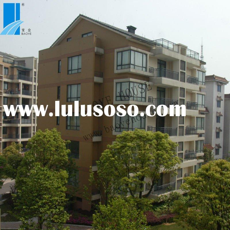 Steel apartment building steel apartment building for Metal buildings with apartments