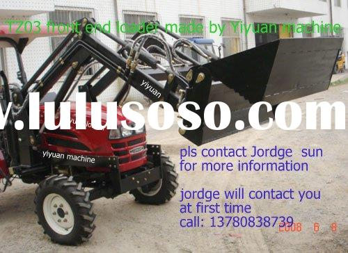 TZ03D tractor front end loader