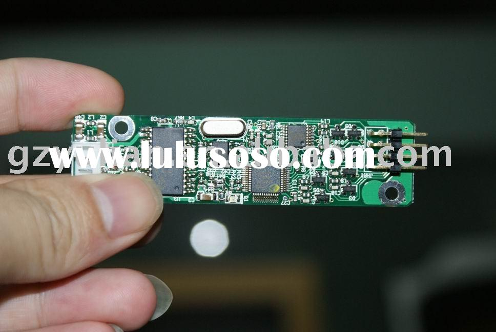 USB Resistive touch screen controller/touch panel controller card