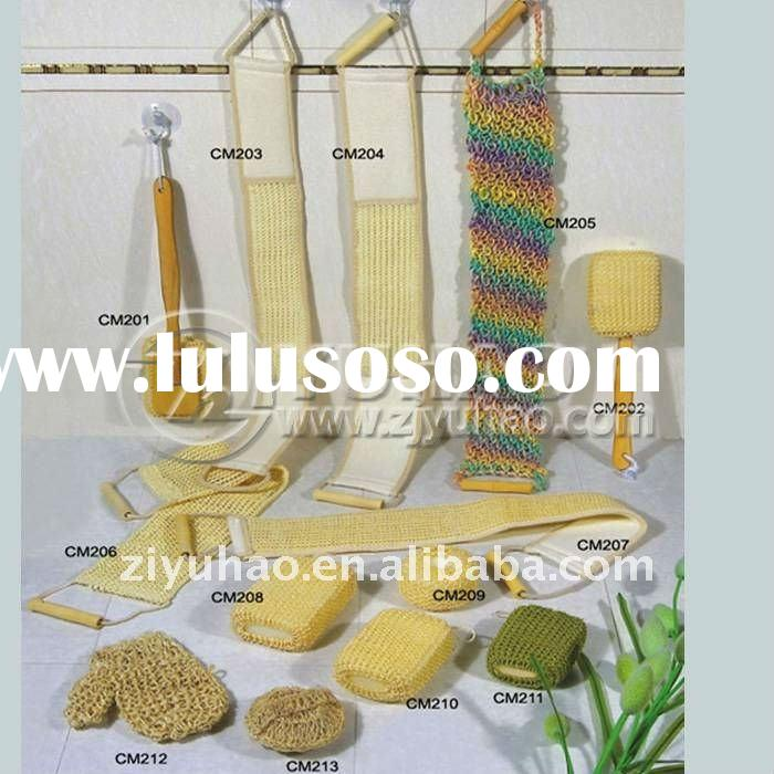 Wholesale Cleaning Sisal Bath & Body Products