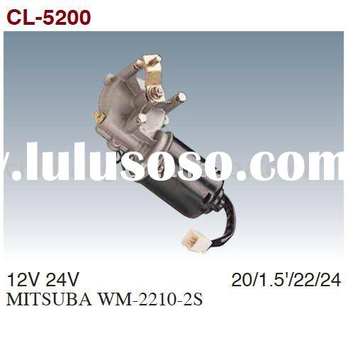 Windshield Wiper Motor/Windscreen Wiper Motor/Auto Wiper Motor For MITSUBA WM-2210-2S