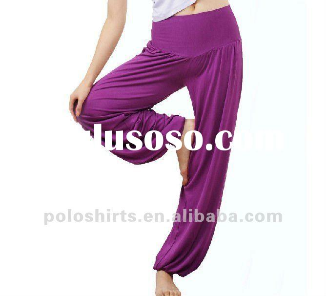 Womens bamboo clothing bamboo fiber clothing bamboo pants