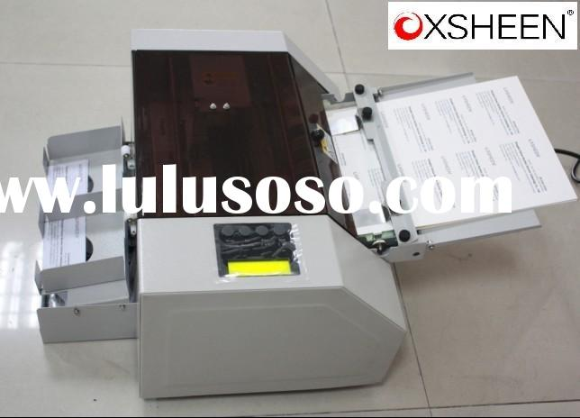 XH-A3/A4 automatic name card cutting machine