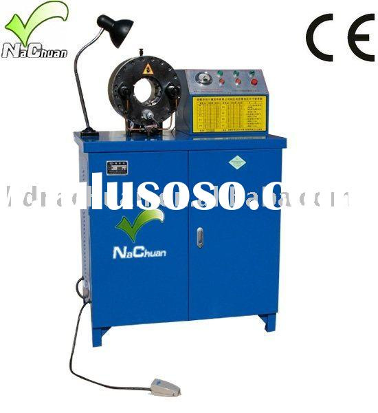 "[up to 2 1/2""]Hydraulic Hose swaging machine"