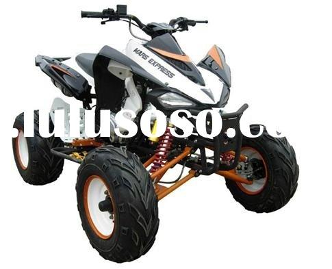 big power ATV 250cc quad bike atv hot sport new design full size 4 wheeler Double arm-swing&Air