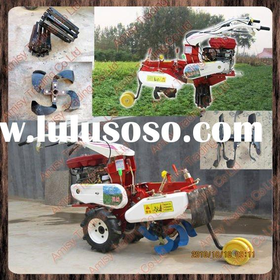 garden tractor tillers/harvester potato digger/diesel power tiller /mini tiller/small farm tiller/ro