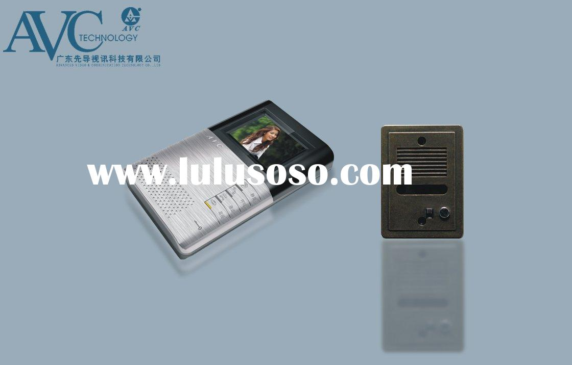 hands free video door phone kit