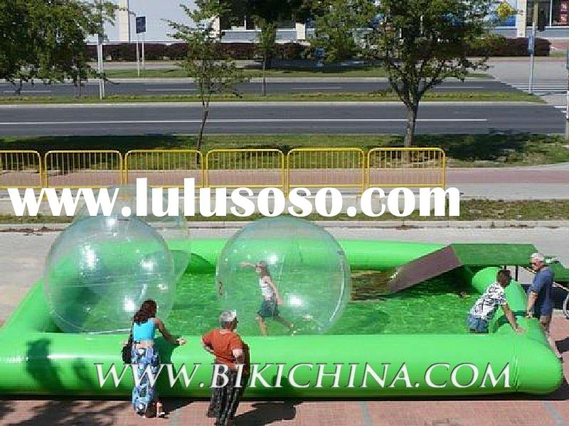 inflatable pvc swimming pool