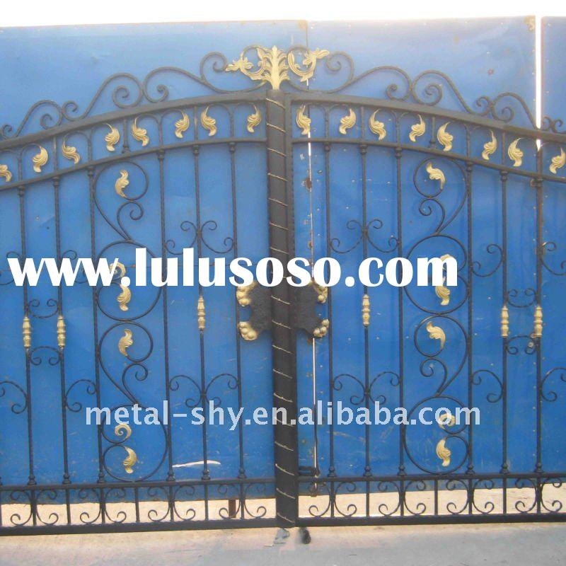 iron gate grill designs