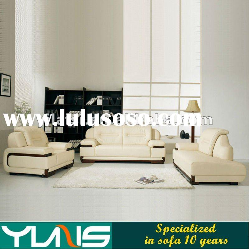 Leather Wood Sofa Leather Wood Sofa Manufacturers In