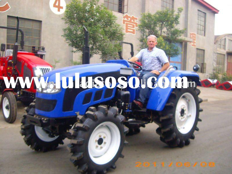 new model 55HP 4WD farm tractors prices