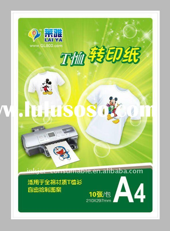 professional T-shirt heat transfer paper a3