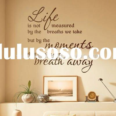 quote wall decal quote wall decal Manufacturers in
