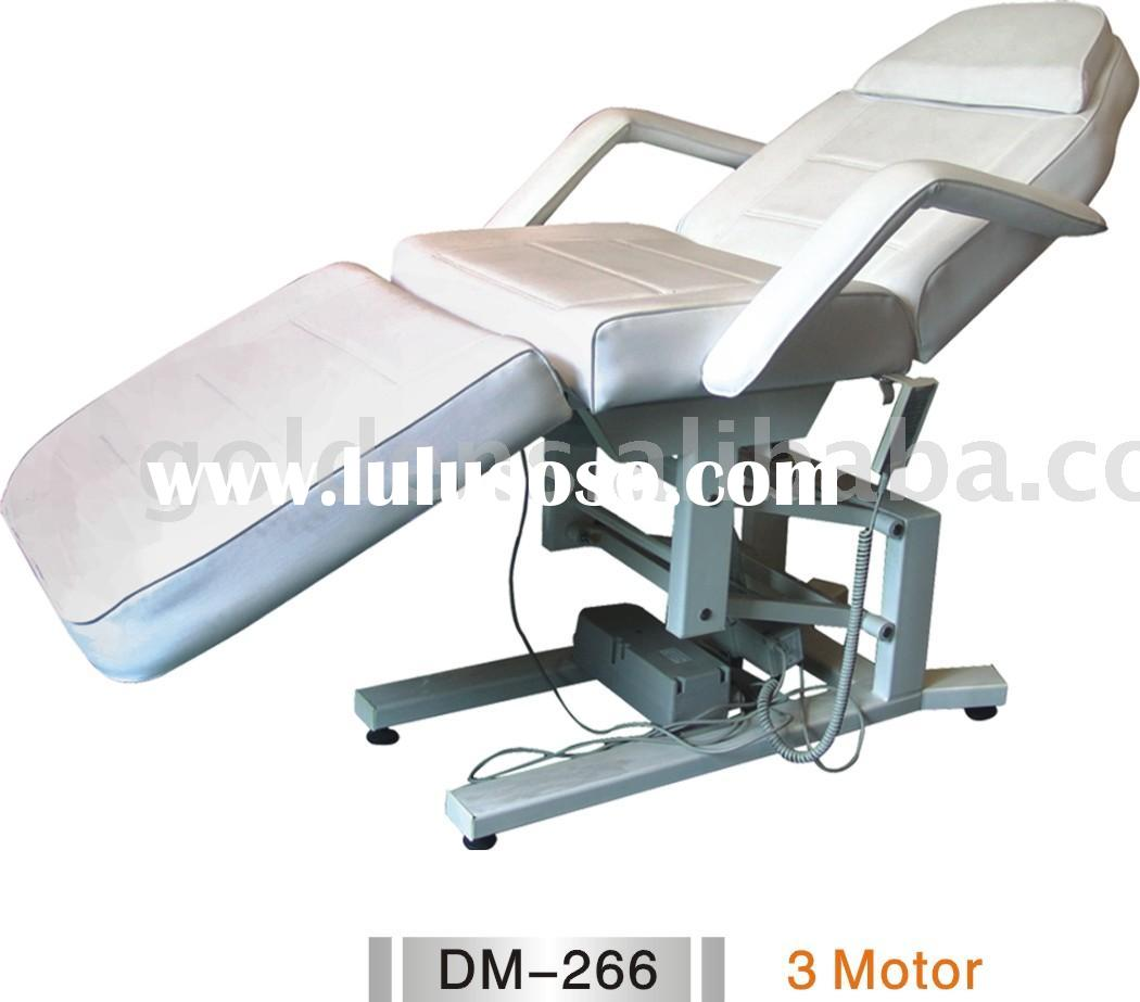 sell electric facial bed,massage table,beauty bed,massage chair,bed,portable facial bed,beauty salon