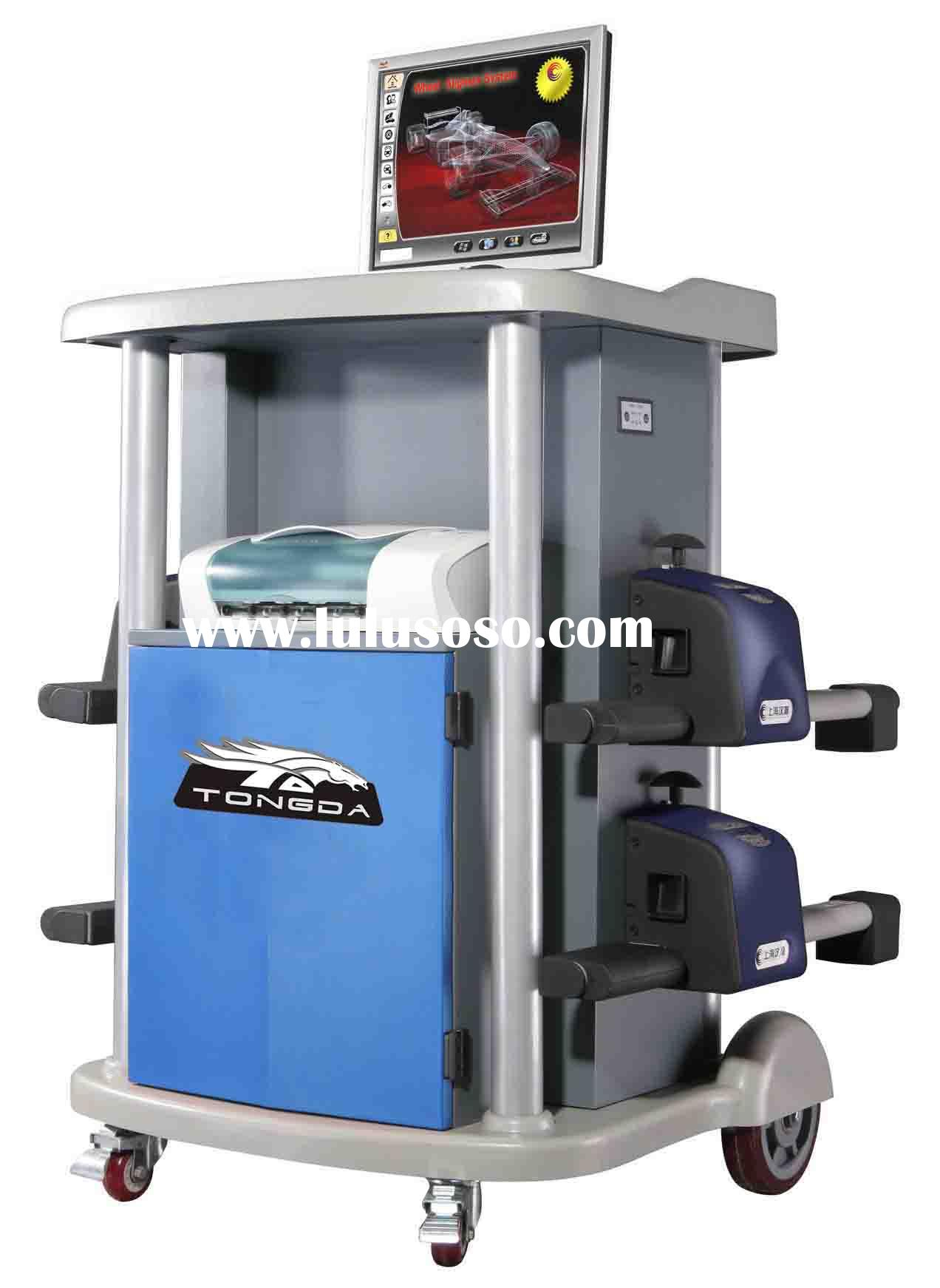 sell wheel alignment,ccd wheel alignment,4-wheel alignment,laser wheel alignment, truck alignment