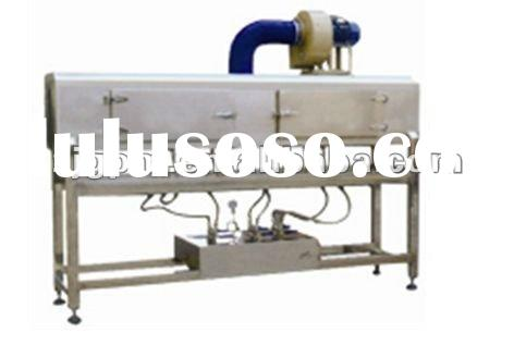 steam heating shrinking oven of packaging machine parts