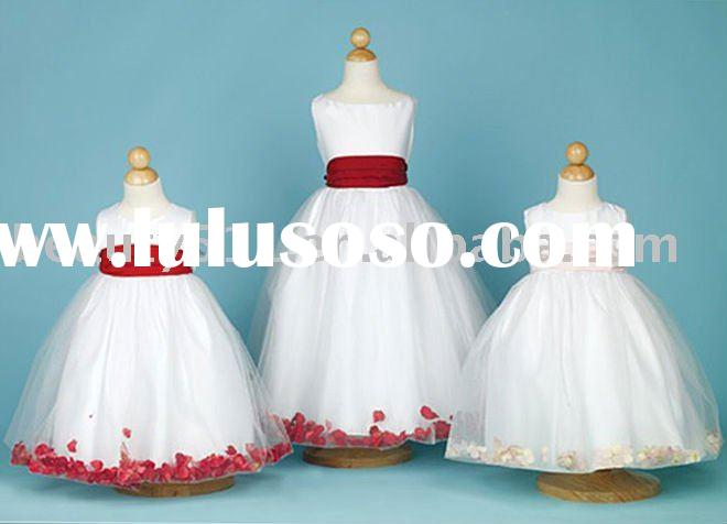 wholesale price factory direct sale princess pretty baby dress