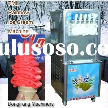 yogurt ice cream machine vending soft ice cream machine