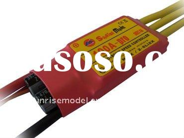 100A Brushless radio control airplane esc for race airplane parts