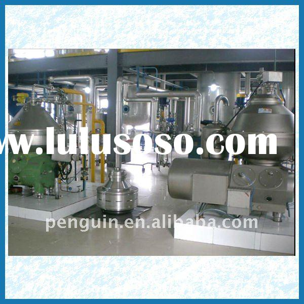 1-50T Small-sized Edible Oil Refining Equipment/Agricultural Machinery