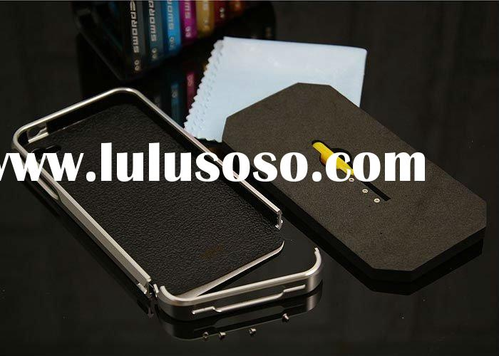 2011 Hot Selling Sword Aluminum Bumper Case for iPhone 4 4G- Lowest Price