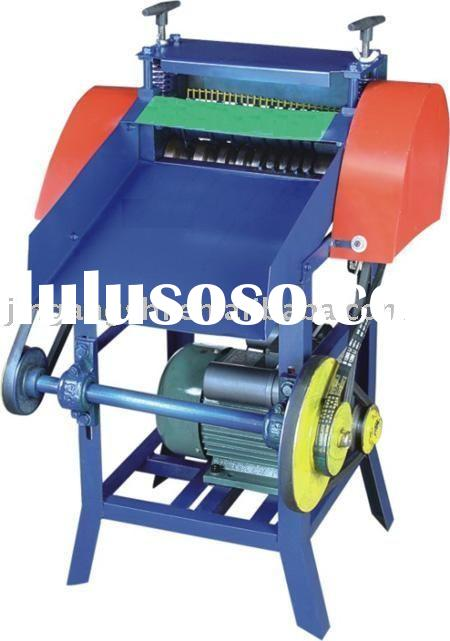 2012 hot sell wire stripping machine / copper wire chopping machine, wire peeling machine 0086- 1523