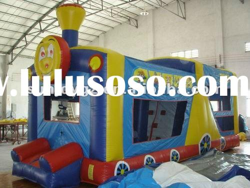 2012 inflatable bouncer-inflatable thomas the train