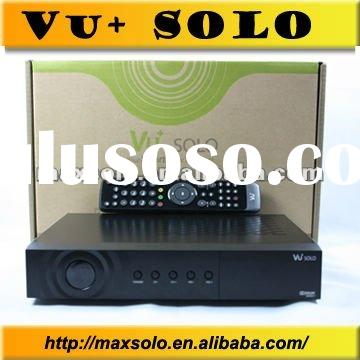 2012 latest VU SOLO Linux DVB-S2,twin tuner satellite receiver