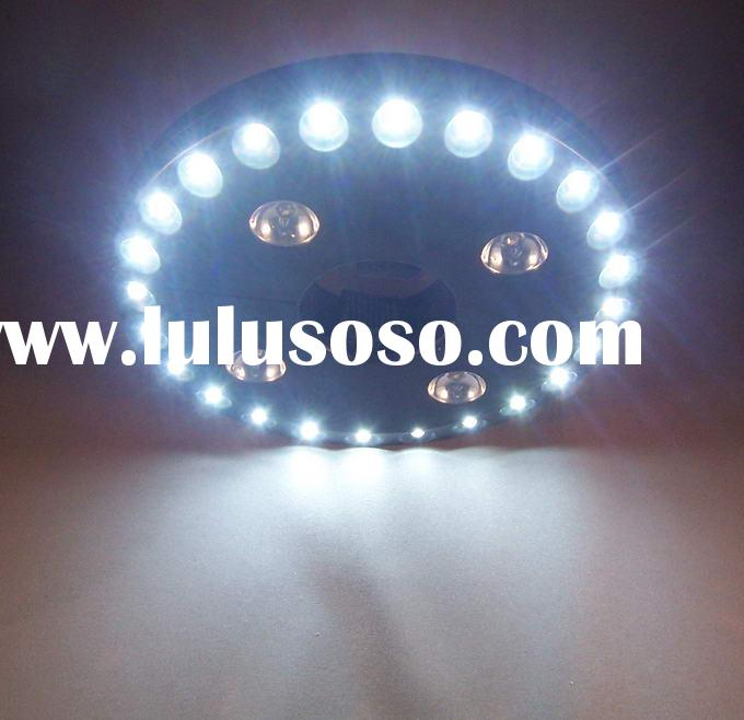 24+4 LED umbrella light