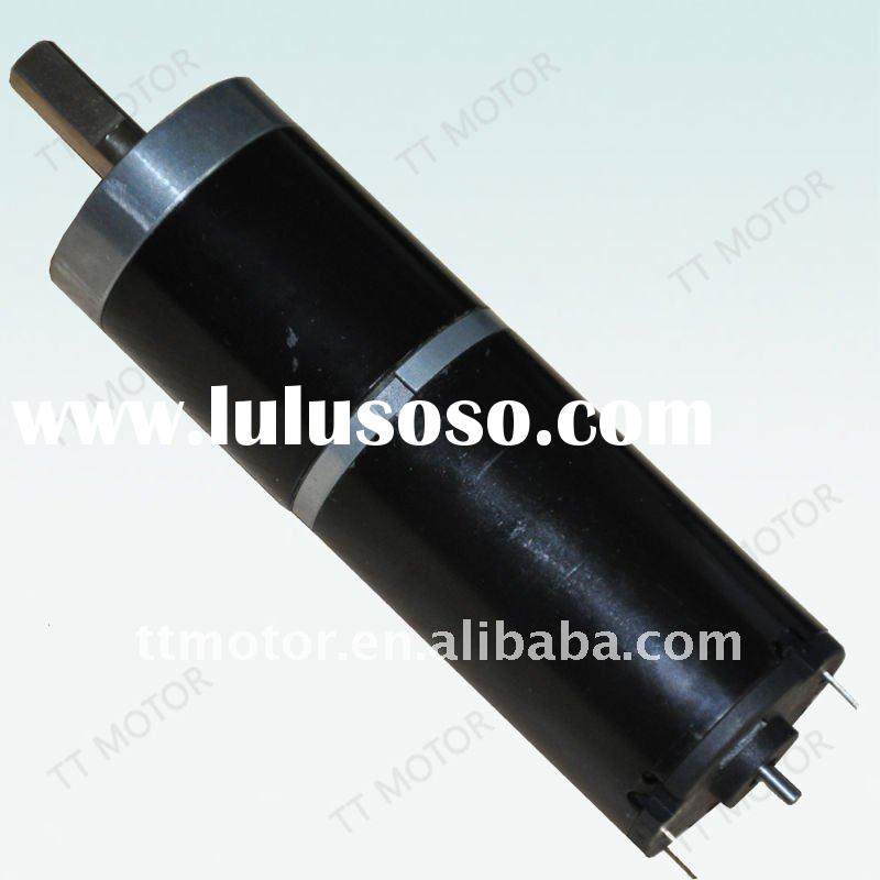 36mm dc planet gear motor with 12v dc motor with gearbox