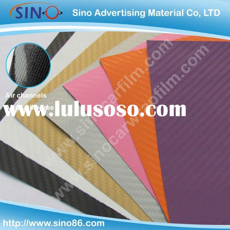 3D Carbon Fiber Sticker For Car Body Wrapping