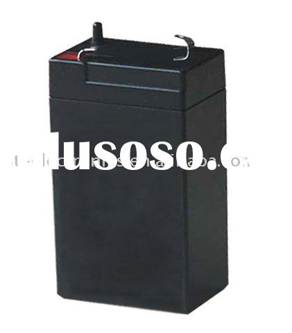 6V6.5Ah Sealed Lead Acid Battery