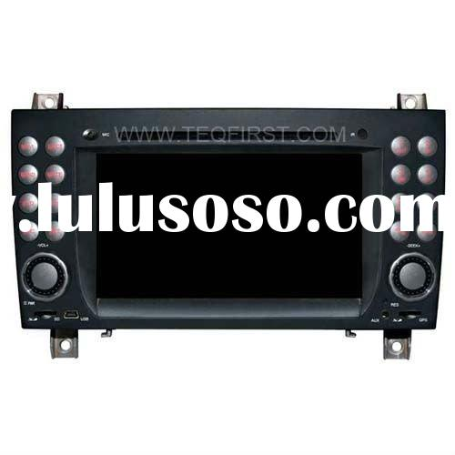 "7"" Car GPS DVD For Mercedes Benz SLK-171(2003-2011) Car GPS DVD with Bluetooth+Canbus+TV/DVB-T"