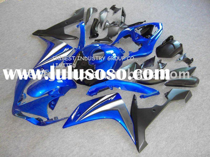 Aftermarket motorcycle fairing kit for YZF R1 07 08 2007 2008 original blue