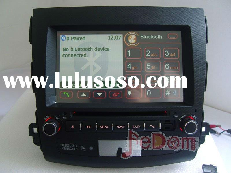 Auto part accessory Car DVD Player for Mitsubishi Outlander
