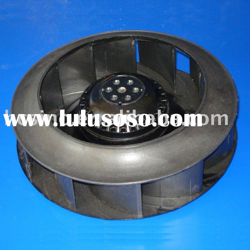 Backward Curved Centrifugal Fan Impeller