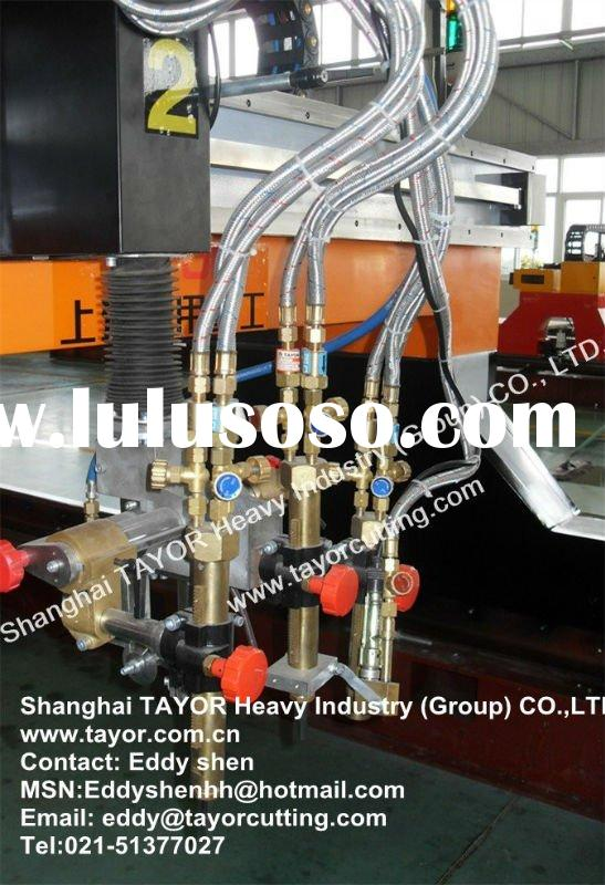 CNC plasma cutting machine ,CNC plate cutting