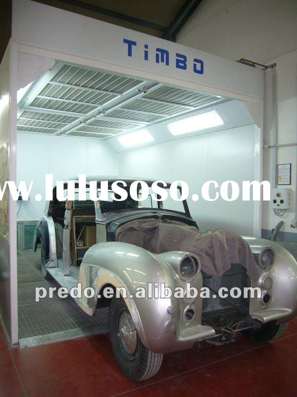 Car Baking Oven / Car Spray Paint Booth Oven / Spray Bake Paint Booth TIMBO-701