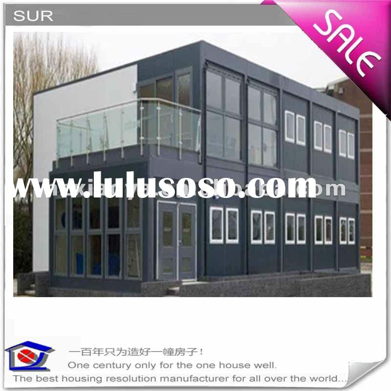Container House(prefabricated house, movable house)