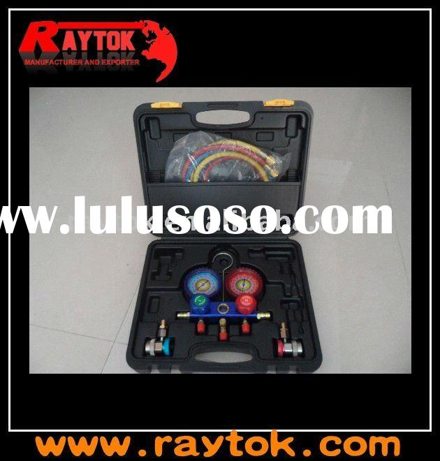 Cool Gas Meter/Freon Meter/Freon Gauge/Refrigerant Gauge for R134a