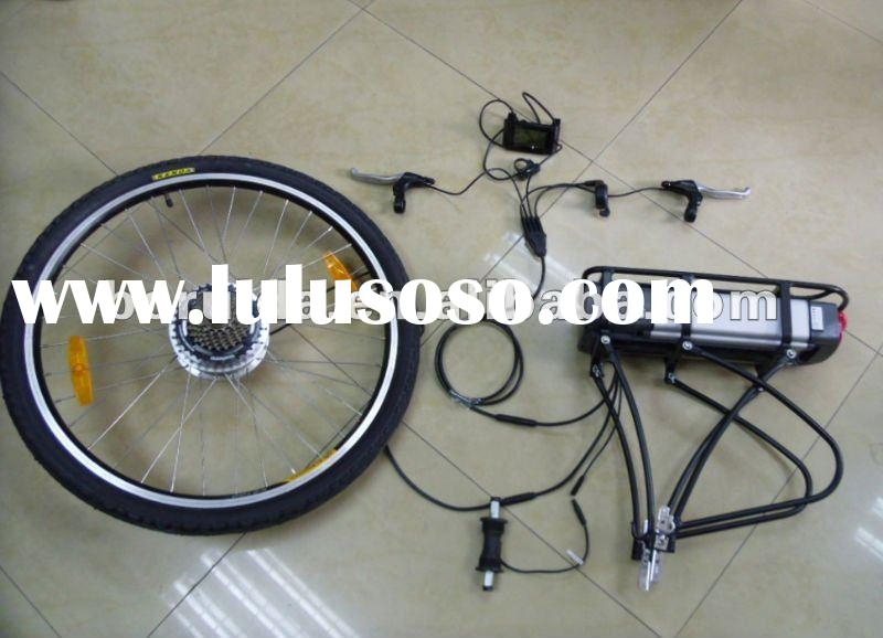 Customized Electric Bicycle Conversion Kits 36V/350W Motor