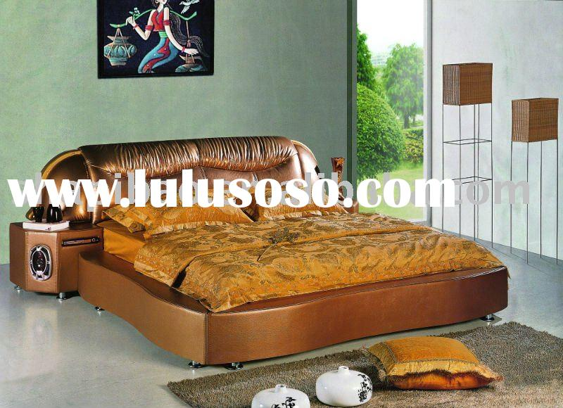 Indian Style soft Bed home furniture