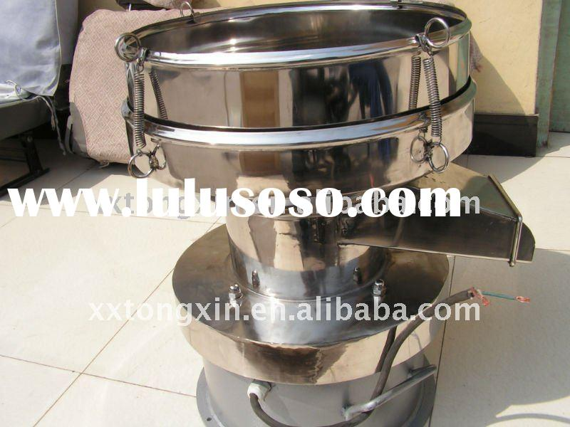 Industrial icing sugar filter sieve machine for sale
